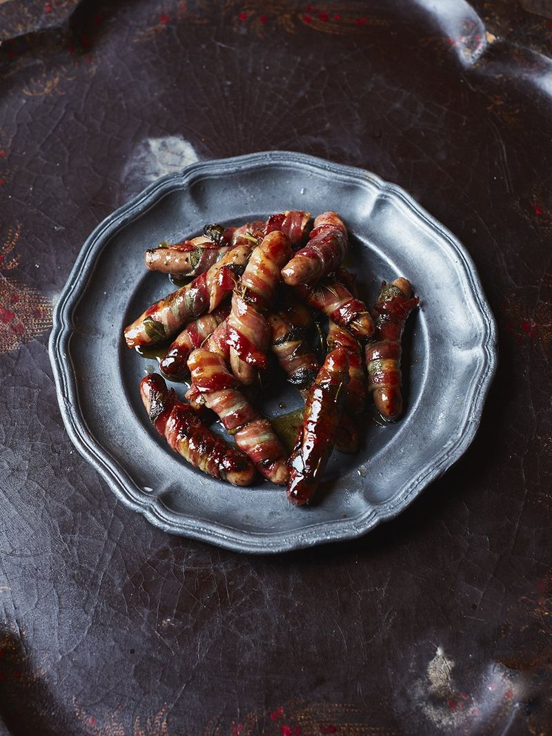 7th Recipe of Christmas - Pigs in blankets