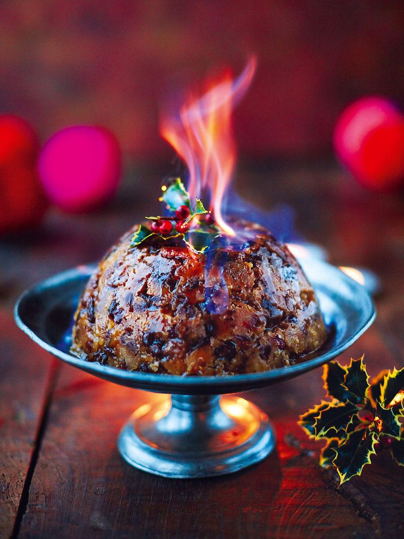 4th Recipe of Christmas - Christmas pudding